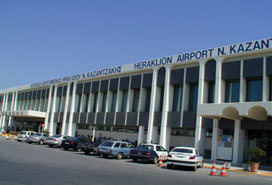 heraklion crete airport
